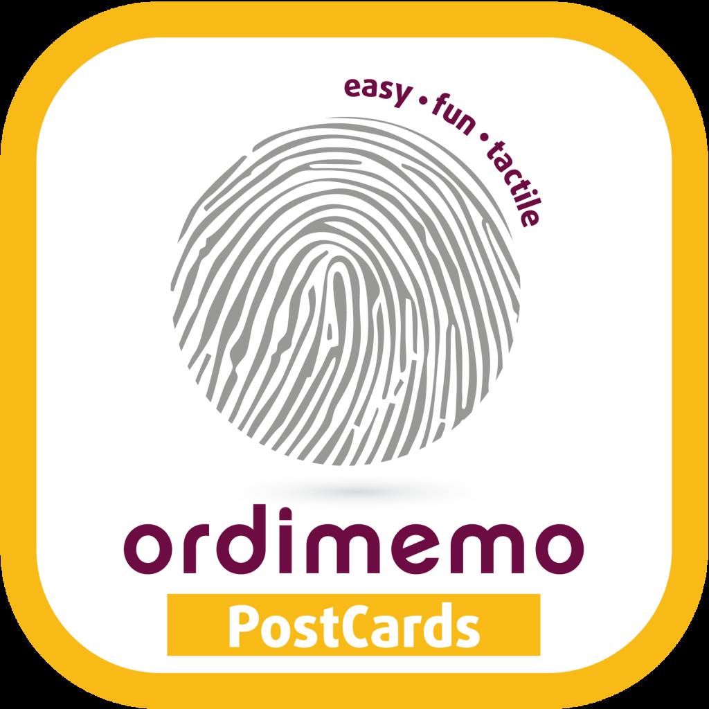Ordimemo Logo 2017 PostCards-HD