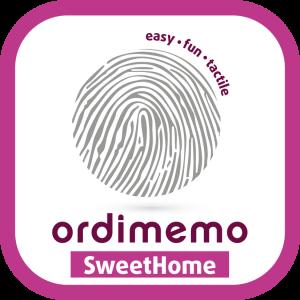 Ordimemo Logo 2017 SweetHome
