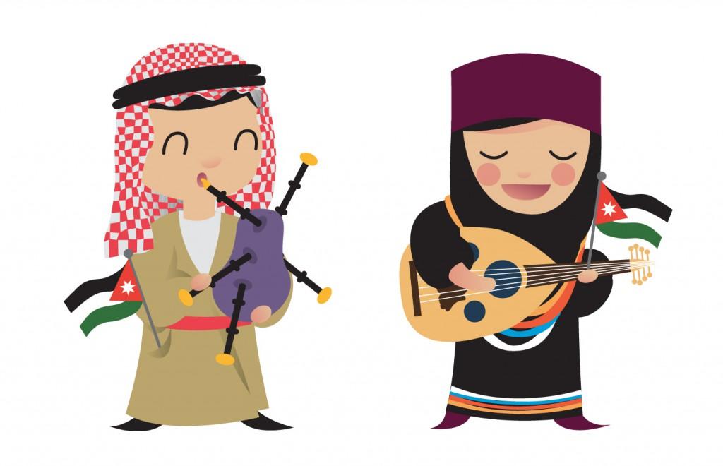 daradam-arabicouples-jordanie