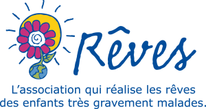 Logo coul avec slogan détouré