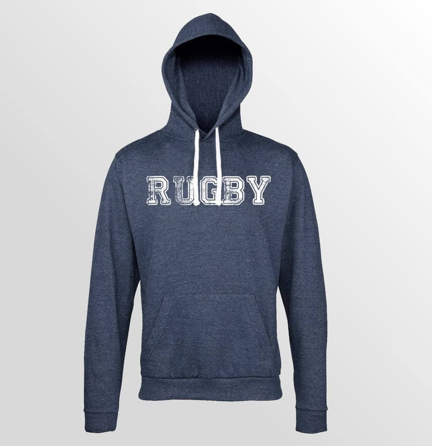 sweat capuche navy