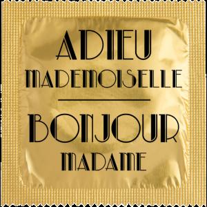 2511 - ADIEU MADEMOISELLE