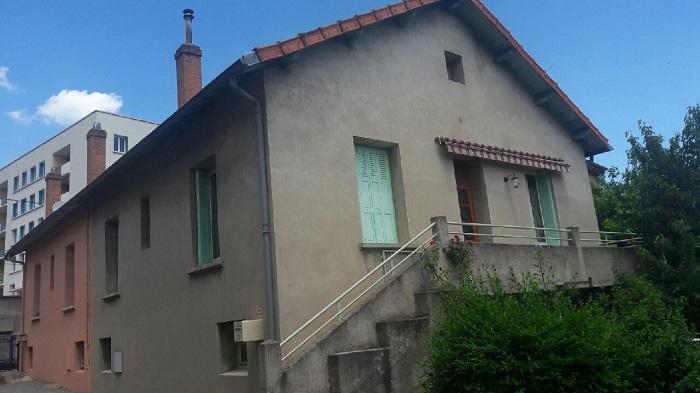 Maison AVANT rénovation façade