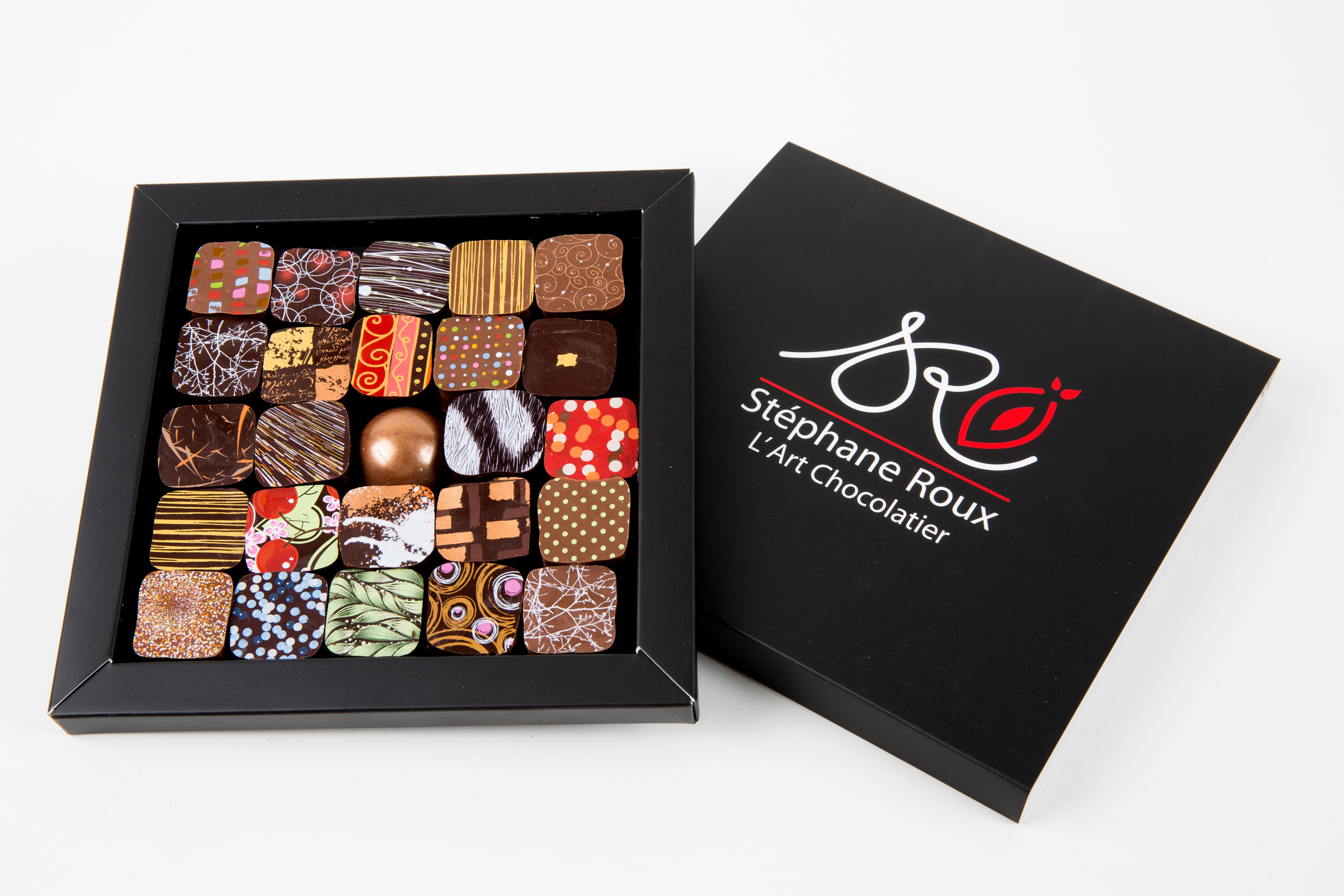 chocolats st phane roux le blog de guillaume ghrenassia. Black Bedroom Furniture Sets. Home Design Ideas