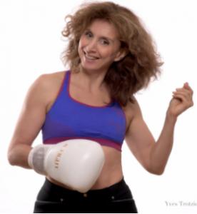 Sandra Geiger Jacob Cinq fois championne du monde de Boxe anglaise-Coach-Conférencière