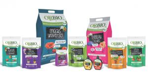 gamme OrBio - pour des plantes pleines de vie