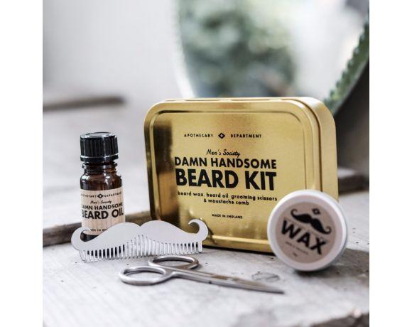 kit de soin pour barbe