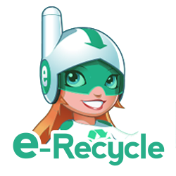 cp e-recycle logo