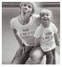 les vilaines filles tee-shirt