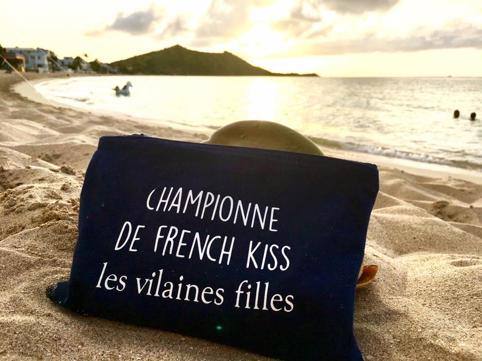 pochette championne french kiss