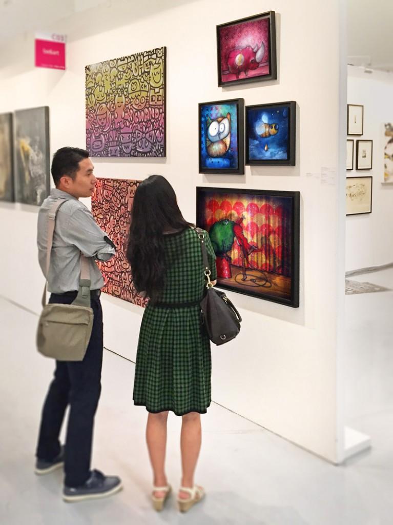2015-09 Foire Affordable Art Fair  Seoul d