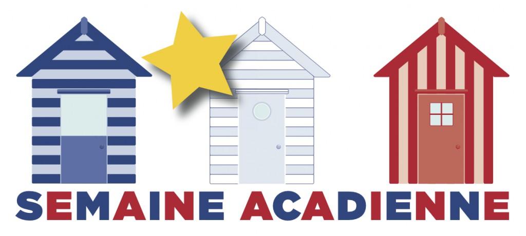 Logo semaine acadienne