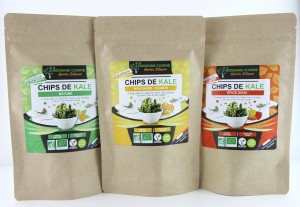 Chips de Kale 3 saveurs recadré
