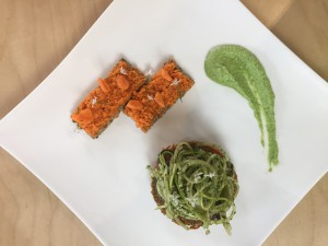 Moelleux légumes