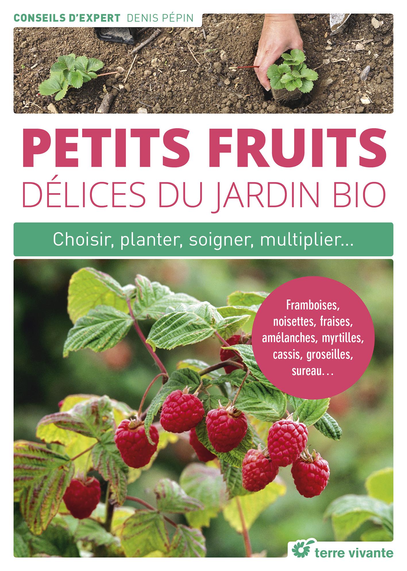 Sortie Livre Petits Fruits Delices Du Jardin Bio De Denis