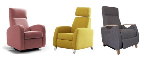 fauteuil releveurs
