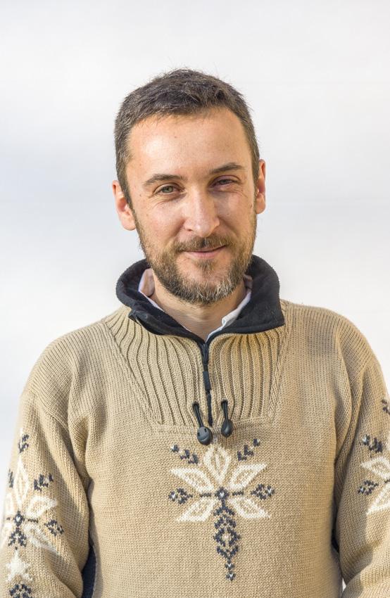 Agriculteur - Christian Lachaud - Laval-sur-Luzèche (19)