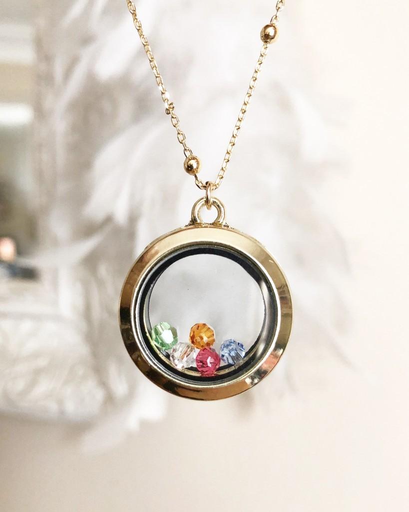 Collier Médaillon (Amulette)
