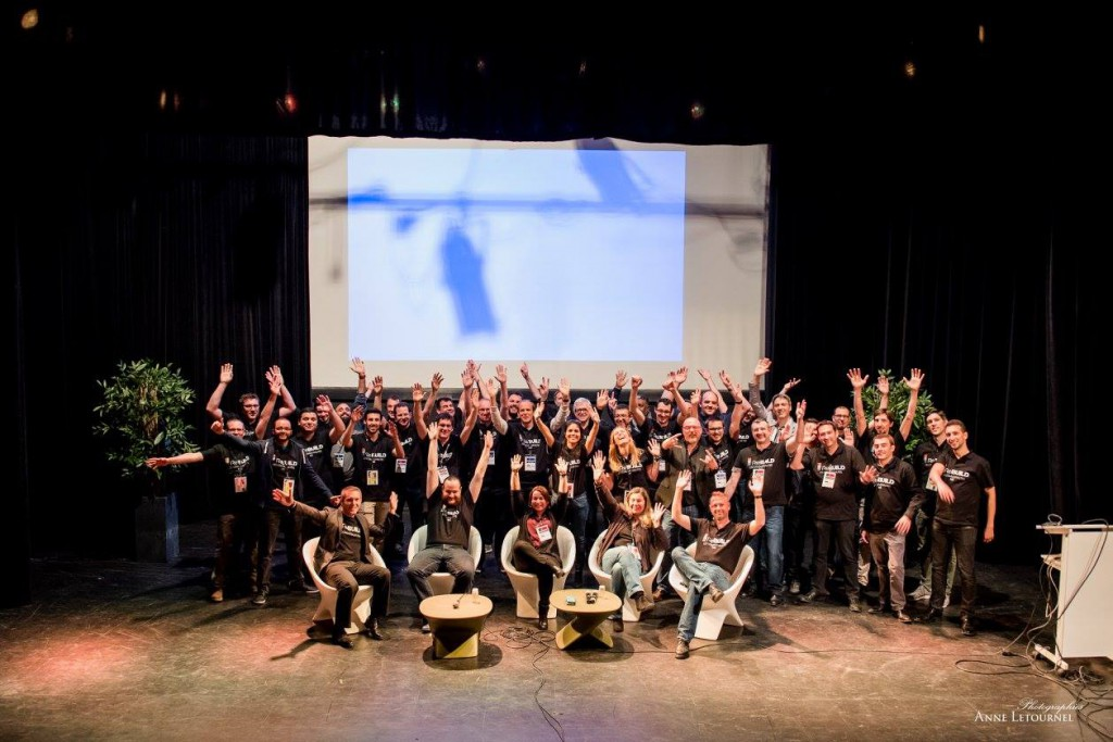 Groupe Rebuild 2017