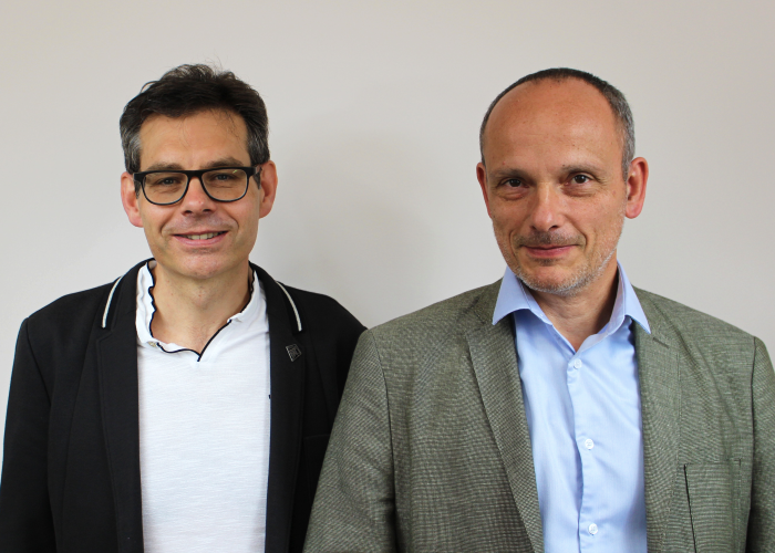 Benoit GODEAU et Bertrand GACHET
