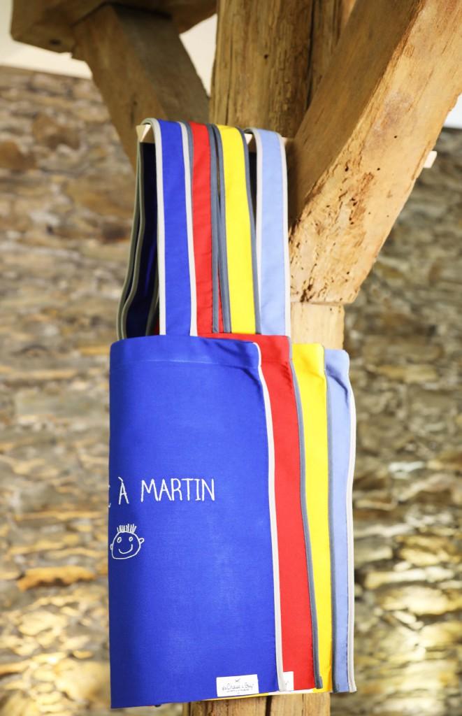 couleurs sac