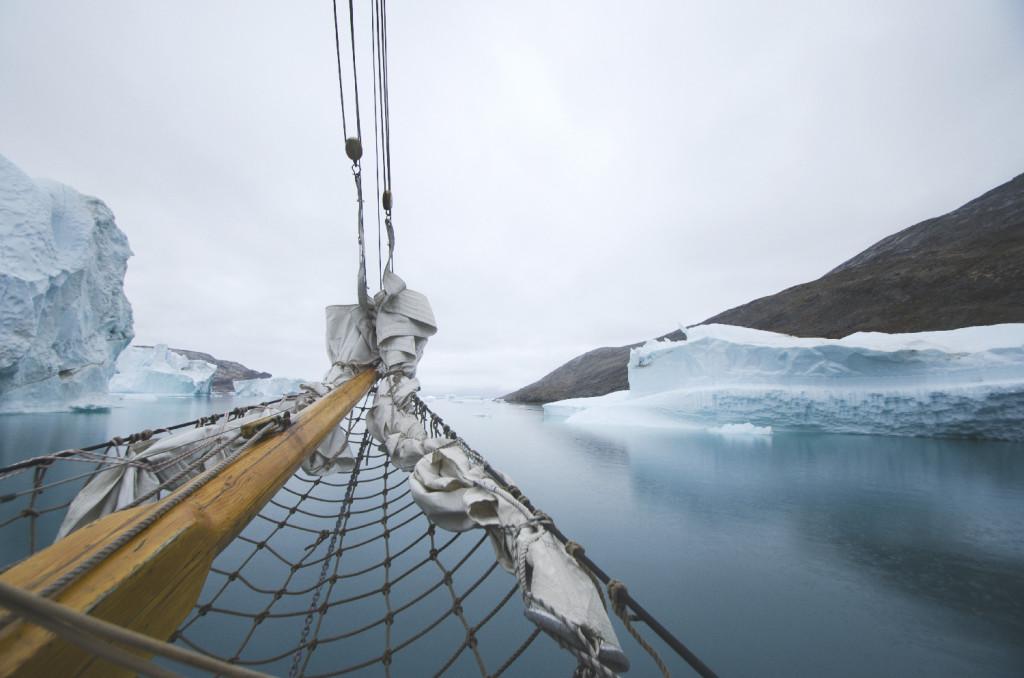 Isabelle Besson - Aurora Arktica - Catégorie paysage mer