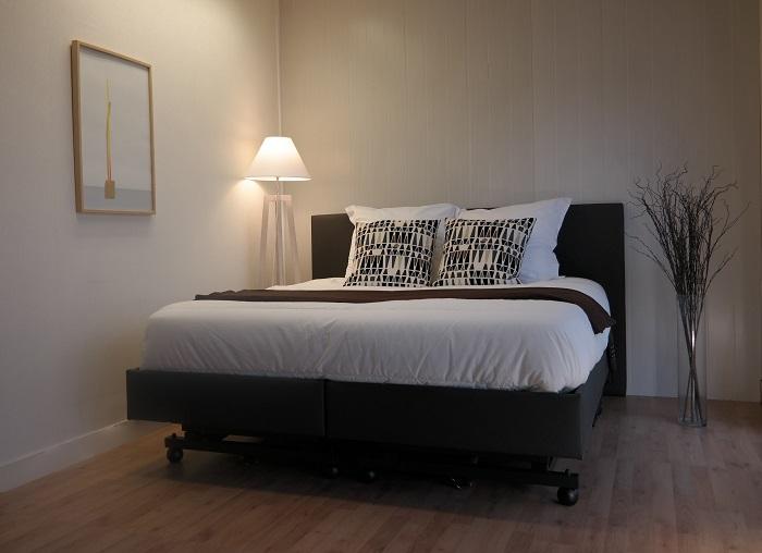 Le lit double Bellissimo