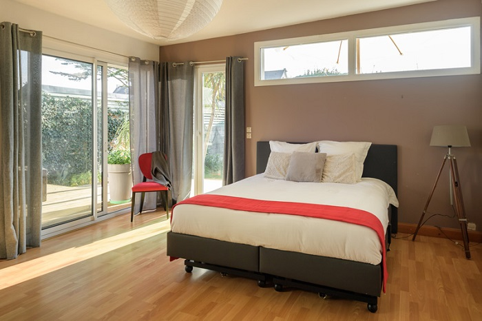 Le lit double Bellino