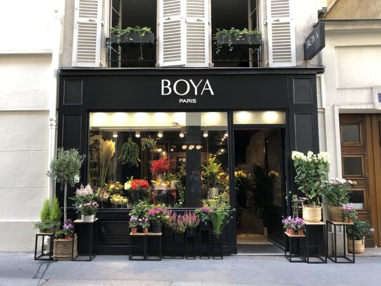 boya facade