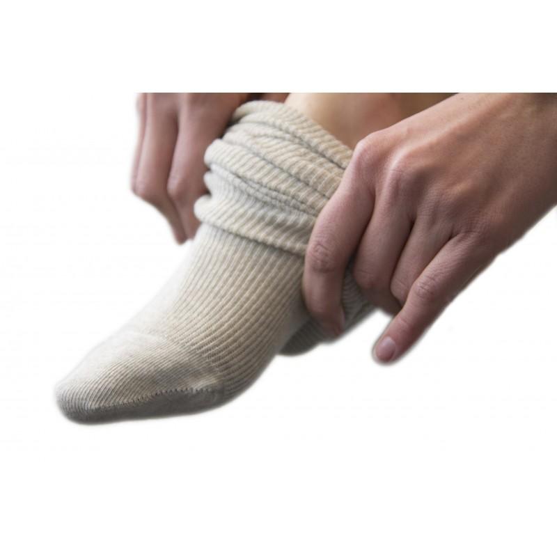 chaussette-longue-cotonargent