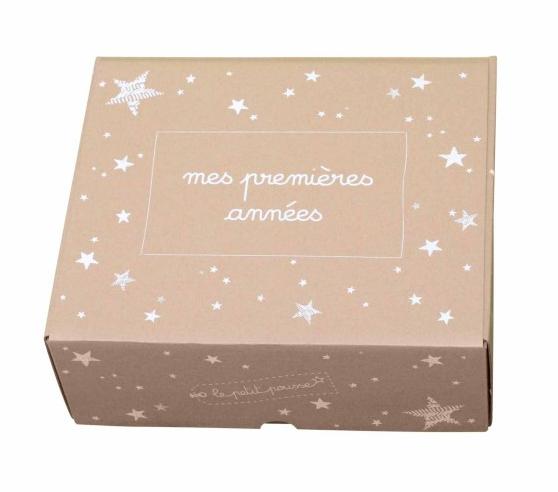 Nanna. enfant Personnalisé Light Up Mum Nan Box Cadre anniversaire cadeau