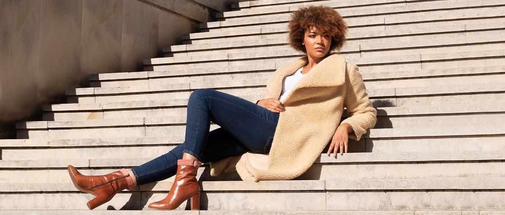 mélyade chaussures femmes grande taille slider