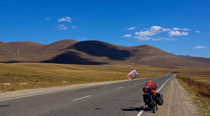 Sur la route vers Erevan (Arménie)