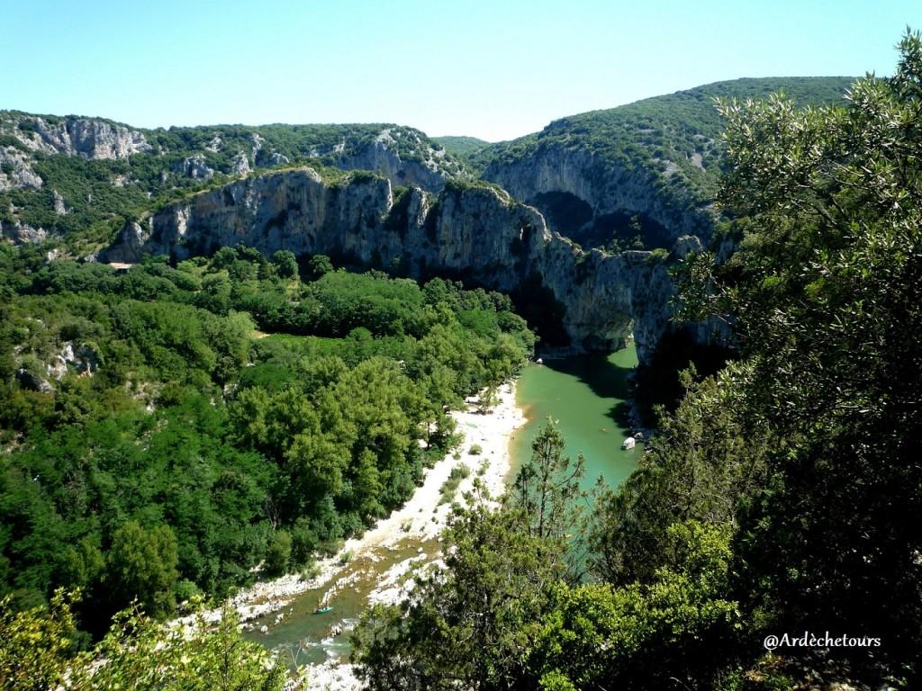 le pont d arc - Ardèchetours