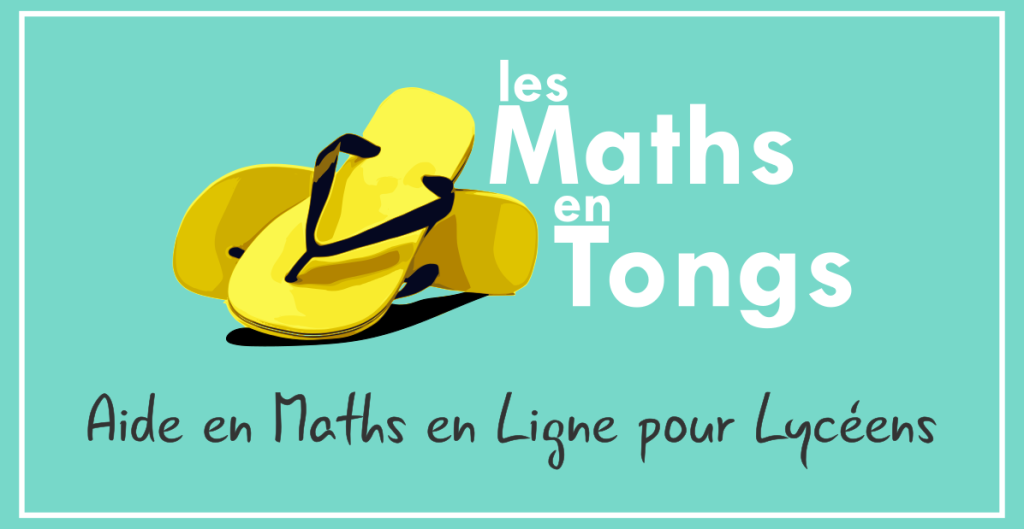 les maths en tong