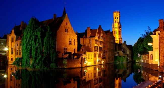 """Bruges, la """"Venise du Nord"""""""