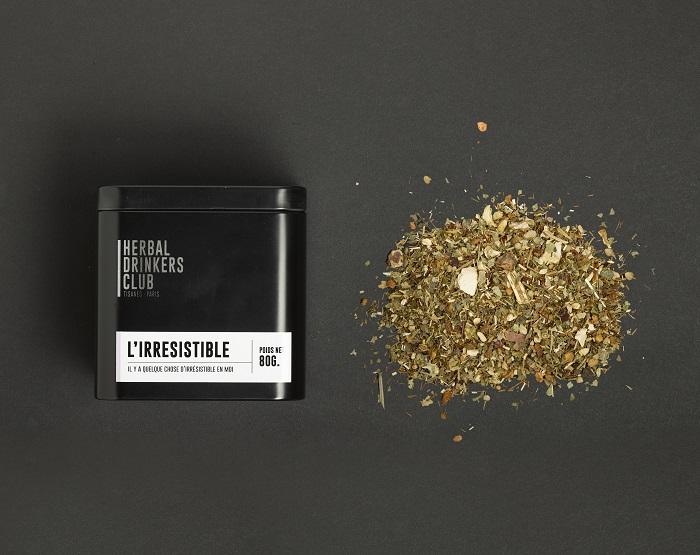 HDC boite metal +vrac lirresistible