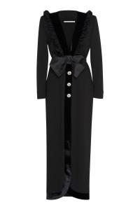 1-_Long_alessandra-rich-black-crepe-wool-dress_face_neutre_ROK