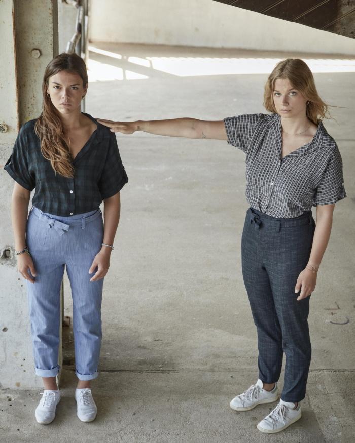 2 femmes