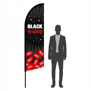 drapeau-publicitaire-black-friday