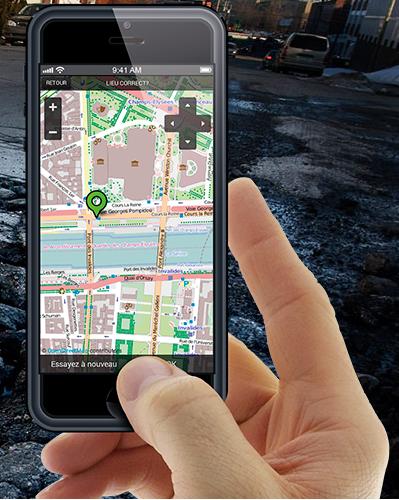 application mobile pour les mairies et les collectivités locales