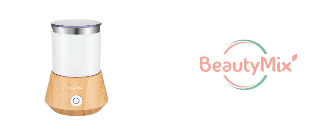 Beautymix Le Robot Qui Fabrique Des Produits De Beaute