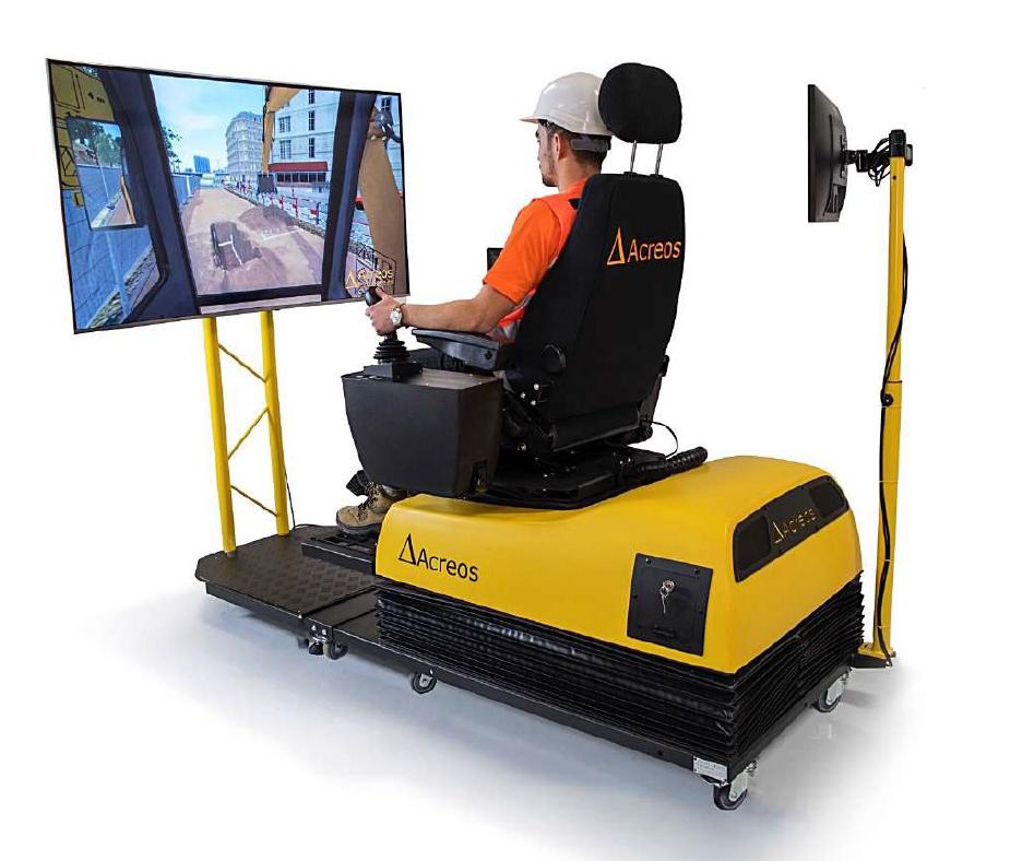 Simulateur ACREOS