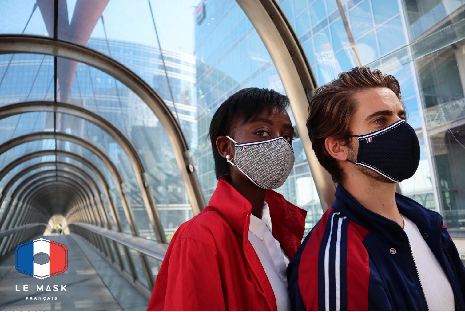 masques adultes contre le virus