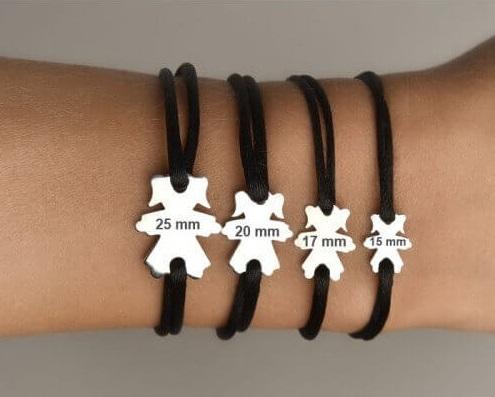 loupidou-bracelet-cordon-petite-fille-argent
