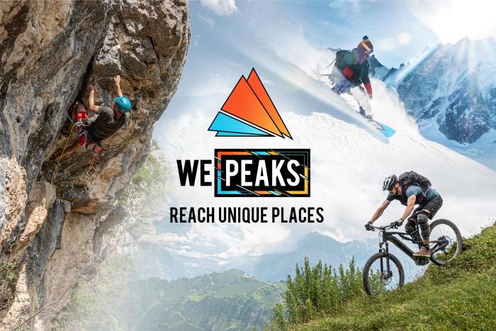 Banner & logo WePeaks