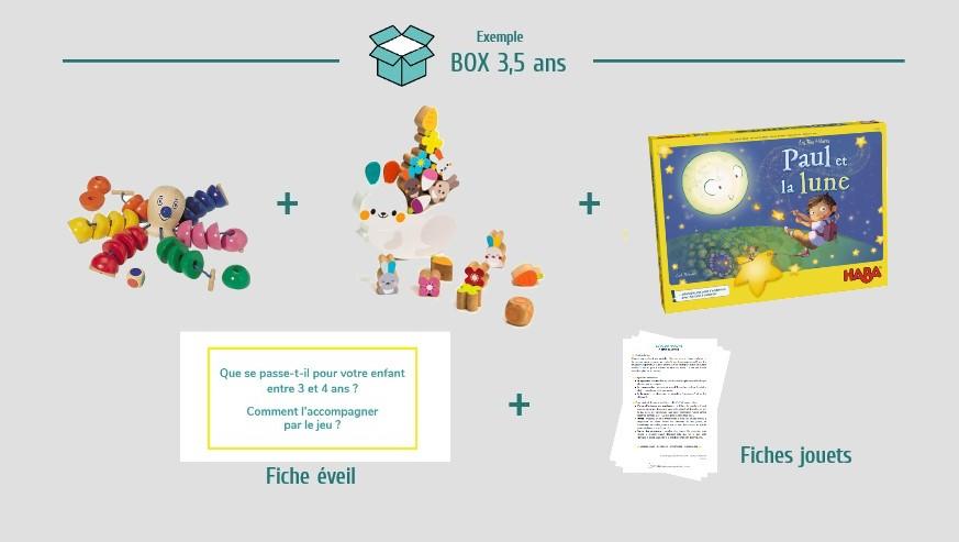 box 40 mois site web