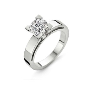 solitaire-diamant-4-griffes-a-monture-large-chevrefeuille