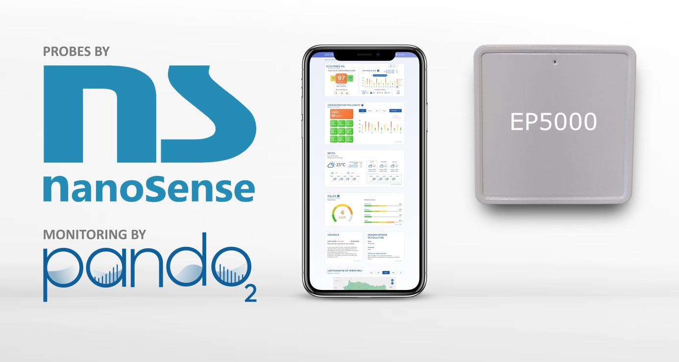 Mockups NS Monitoring PANDO2 - EP5000 - Iphone