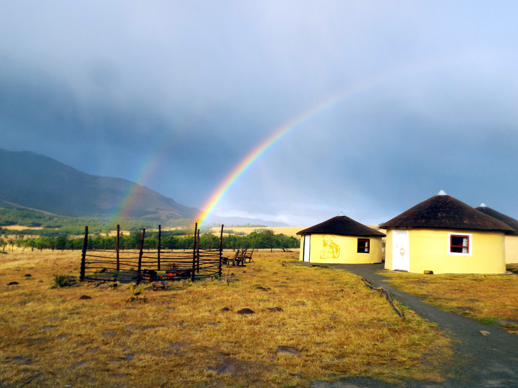 village Xhosa